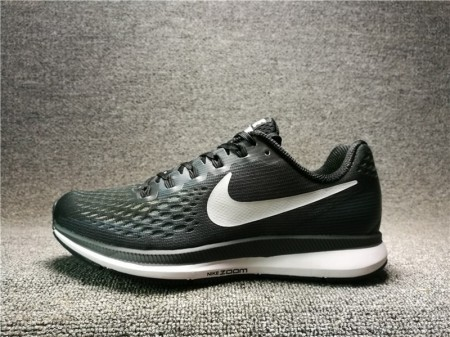 Nike Air Zoom Pegasus 34 Black/White Dark Grey 880555-001 for Men-20
