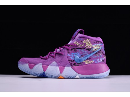 Nike Kyrie 4 EP Confetti Multi-Colour AJ1691-900 for Men-20