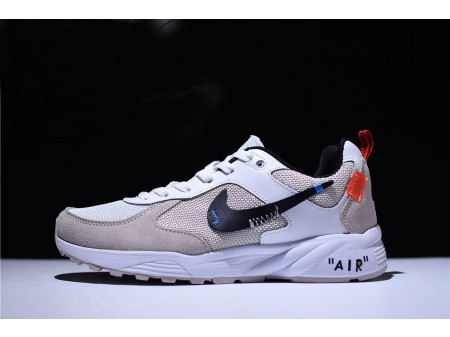Off-White x Nike Air Icarus Extra QS Trainers White-Sail 819860-100 Men Women-20