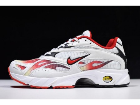 Supreme x Nike Zoom Streak Spectrum Plus White/Habanero Red-Black AQ1279-100 Men Women-20