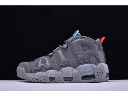 VILLA x Alexander John x Nike Air More Uptempo Grey/Blue/Red Shoes 921948-701 Men Women-20