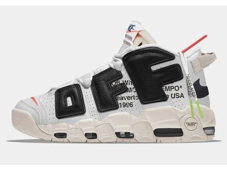 Virgil Abloh Off-White x Nike Air More Uptempo The Ten Men-20
