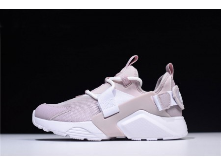 Nike Air Huarache City Low Particle Rose/White-Pink AH6804-600 Women