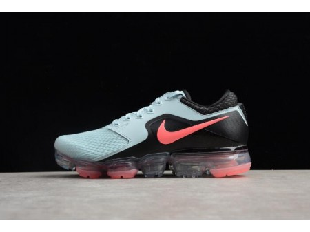 Nike Air Vapormax Ocean Bliss/Black-Hot Punch Running Shoes AH9045-400 Women-20