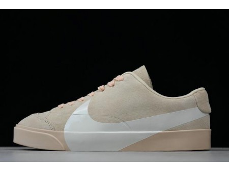 Nike Blazer City Low LX Pink/White AV2253-800 Women