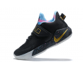 Nike LeBron Ambassador 12 Black/Multi-Colour Men
