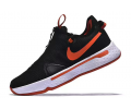 Nike PG 4 Black/University Red-White Men