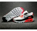 Nike Air Max 90 White Black Orange for Men