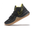 SpongeBob SquarePants x Nike Kyrie 5 Reaction Black/Yellow-Gum Men