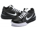Nike Kobe 4 Protro Black White Shoes Men-00