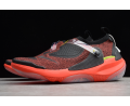 Nike OBJ Joyride Flyknit Black/Bright Crimson-Volt AV3867-001 Men Women-00