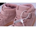 Nike Air Force 1 Mid 07 Suede Particle Pink AA1117-600 for Men and Women-00