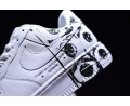 Supreme X Cdg X Nike Air Force 1 Af Six Eyes White 923044-100 for Men and Women-00