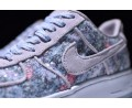Nike Air Force 1 Af1 Upstep Low Glass Slipper 917589-500 for Women-00