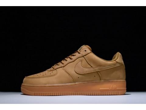 Nike Air Force 1 Low 07 Lv8 Flachsweizen Af1 888853-200 für Herren und Damen-31