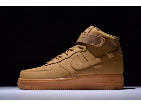 Nike Air Force 1 High 07 Lv8 Flachs Sohle 806403-200 für Herren und Damen-31