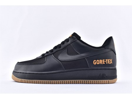 Nike Air Force 1 Low Gore-Tex GTX Schwarz/Leicht Carbon CK2630-001 Herren
