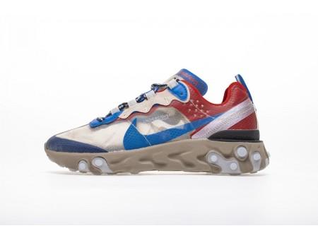 Undercover x Nike React Element 87 Hellbeige Kreide BQ2718-200 Herren Damen-20