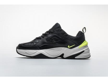 """Nike M2K Tekno """"Schwarz/Volt"""" AO3108-002 Herren Damen"""