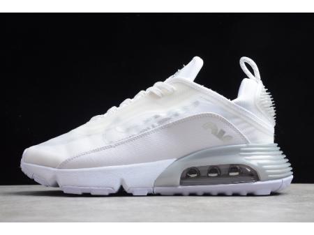 Nike Air Max 2090 Weiß/Silber CT7698-008 Herren Damen