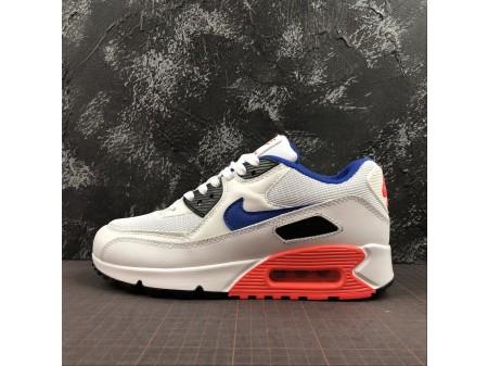 Nike Air Max 90 ESSENTIAL Ultramarine 537384-136 Homme Femme-20