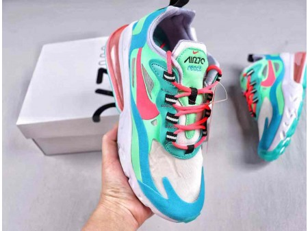 Nike Air Max 270 React Psychedelic Movement AT6174-300 Femme-20