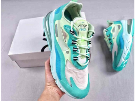 Nike Air Max 270 React Hyper Jade Frosted Spruce AO4971-301 Hommes et Femmes-20