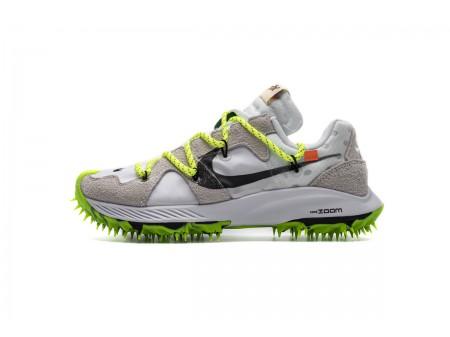 Off White X Nike Zoom Terra Kiger 5 OW Blanche CD8179-100 Hommes Femmes-20