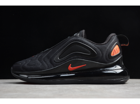 Nike Air Max 720 Noir/Hyper Cramoisi-Rouge CT2204-002 Homme-20