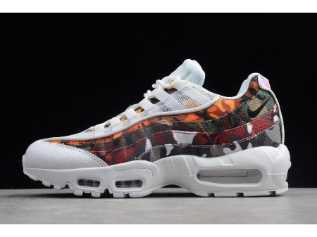 Nike Air Max 95 ERDL Party Camouflage Blanc/Multicolore AR4473-100 Hommes Femmes-20