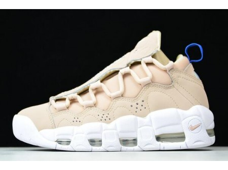 Nike Air More Money Particle Beige/Blanche AO1749-200 Hommes Femmes-20