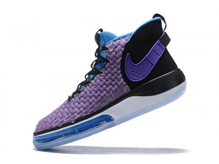 Nike AlphaDunk Multicolore/Noir/Voltage Violette/Photo Bleu BQ5401-900 Homme-20