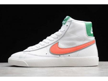 Nike Blazer Mid QS HH Blanc Vert/Deux tons CI6106-100 Hommes Femmes-20