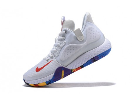 Nike KD Trey 6 NCAA March Madness Blanc/Multicolore Homme-20