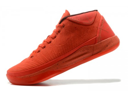Nike Kobe A.D Mid Passion Rouge 922482-600 Homme-20