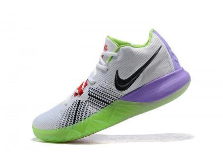 Nike Kyrie Flytrap Blanc/Noir/Rouge/Violette/Vert Chaussures Hommes-20