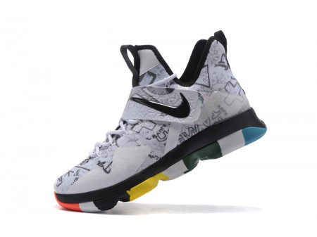Nike LeBron 14 'What The' Chaussures de basket-ball Homme