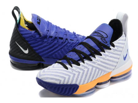 Nike LeBron 16 Mix And Match Two Colours A02588-085 Homme