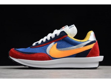 Sacai x Nike Hybrid Collection Waffle Daybreak et LDV Fusion Multicolore Chaussures Hommes-20