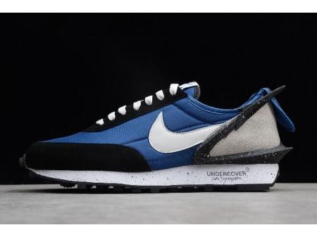 Undercover x Nike Waffle Racer Bleu/Noir-Blanc AA6853-401 Homme Femme-20