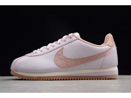 Nike Classic Cortez Leather Lux Pearl Rose 861660-600 Femme-20