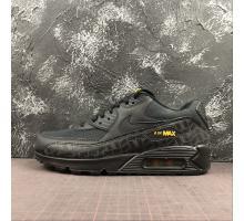 Nike Air Max 90 ESSENTIAL Noir/Jaune BQ4685-001 Homme